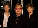 Elton John and Pnau hold off challenges from Maroon 5 and Frank Ocean.