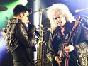 Roger Taylor and Brian May also tease a new album of unreleased material.