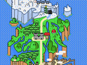 See the mash-up picture titled 'Game of Mushroom Kingdoms'.