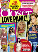 Closer magazine July 18