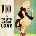 Pink &#39;The Truth About Love&#39; artwork
