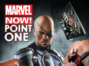 Marvel NOW! Point One Nick Fury Jr Cable Nova Ant-Man Wiccan Loki Miss America Star-Lord