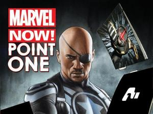 Marvel NOW! Point One Nova teaser