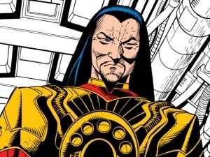 The Mandarin from 'Iron Man' comics