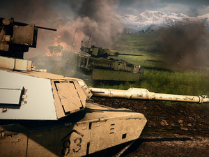 &#39;Battlefield 3: Armored Kill&#39; screenshot