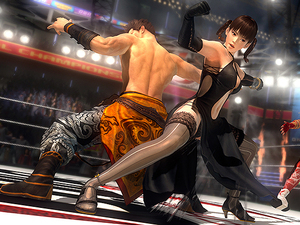 'Dead or Alive 5' screenshot