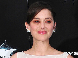 The Dark Knight Rises World Premiere: Marion Cotillard
