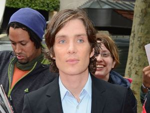 Cillian Murphy at the UK premiere of 'The Dark Knight Rises'