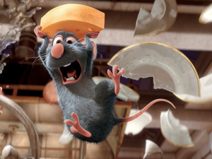 Pixar, Ratatouille