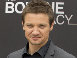 Jeremy Renner poses for photographers at a photo call in Rome to present the movie &#39;The Bourne Legacy&#39;
