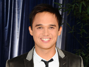 Gareth Gates at The National Lottery Awards 2009 in central London on September 5 2009