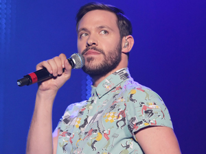 Will Young performs at Radio City Live at Liverpool Echo Arena.