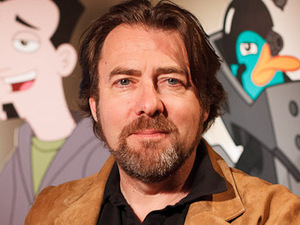 Jonathan Ross plays a cameo role in Disney series 'Phineas and Ferb'