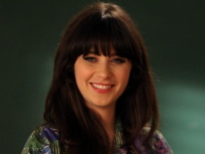 Zooey Deschanel in 'New Girl'