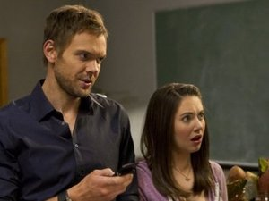 Joel McHale as Jeff in &#39;Community&#39;