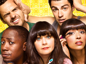 Poster for season 2 of &#39;New Girl&#39;