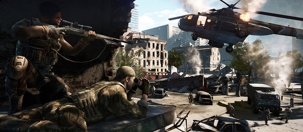 &#39;Sniper: Ghost Warrior 2&#39; screenshot