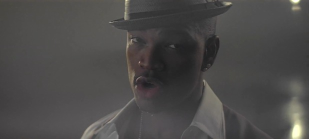 Ne-Yo in 'Let Me Love You' music video.