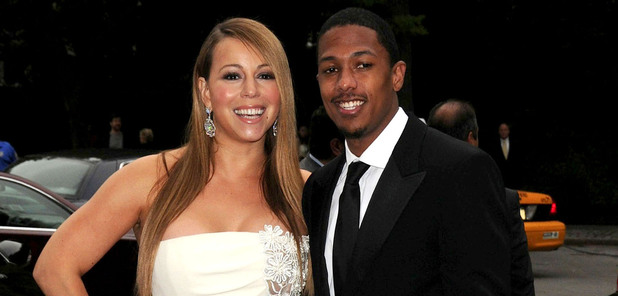 Mariah Carey and her husband Nick Cannon The Fresh Air Fund 'Salute to American Heroes' at Tavern on the Green in Central Park New York City, USA - 04.06.09 **Only available for publication in the UK, Austria, Switzerland, Portugal, Canada, United Arab Emirates & China. Not available for the rest of the world** Mandatory Credit: WENN.com