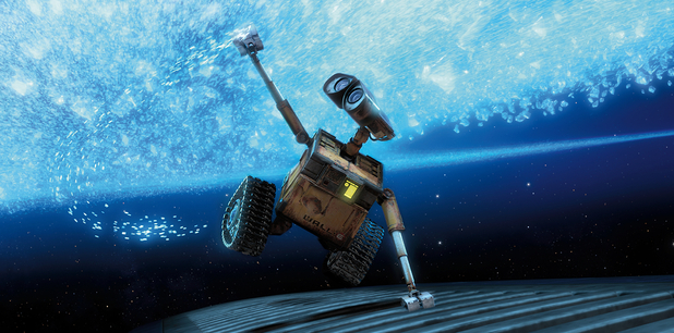 Pixar Wall-E