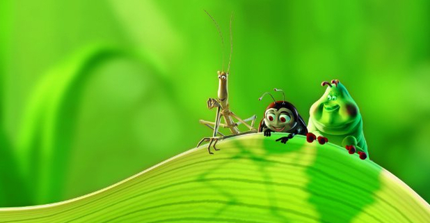 Pixar A Bug's Life