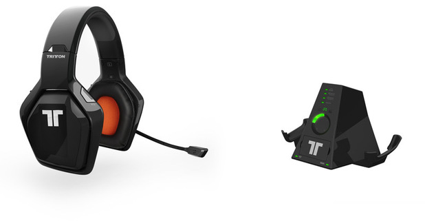 Tritton Warhead 7.1 headphones