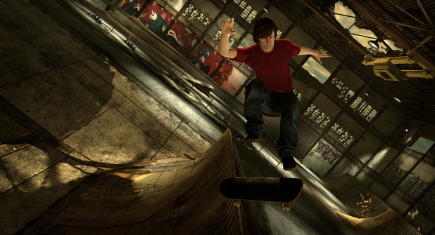 Tony Hawk Pro Skater HD