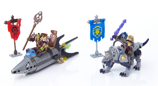 Gaming: World of Warcraft Mega Bloks