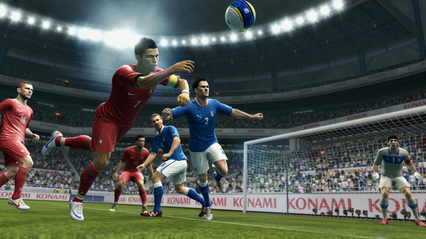 PES 2013 demo screenshot