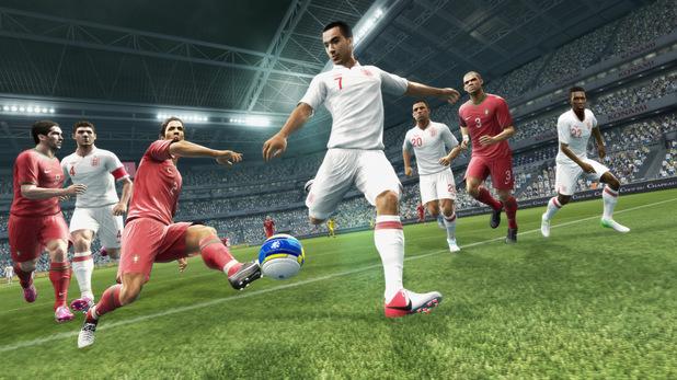 Pro Evo soccer