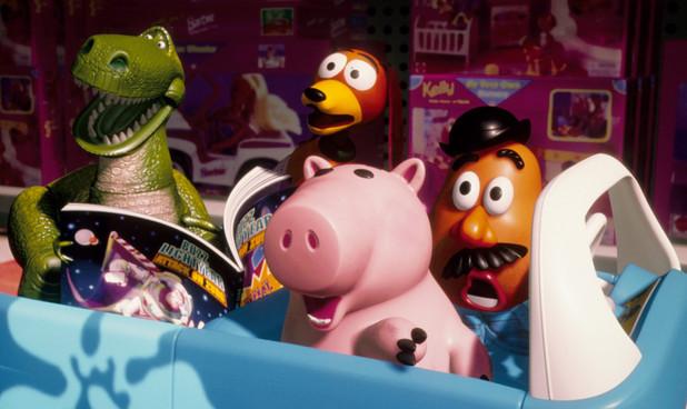 Pixar Toy Story 2