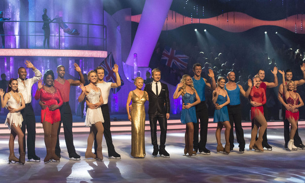 Dancing on Ice: Goes Gold
