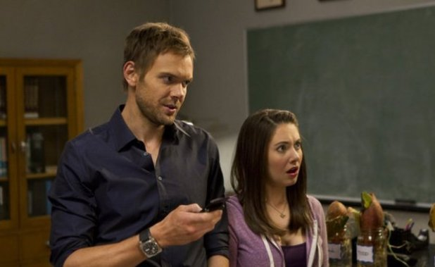 Joel McHale as Jeff in 'Community'
