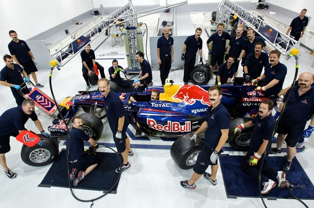 Red Bull F1 team back 'Freddie For A Day' campaign.