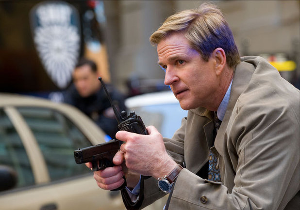 Matthew Modine The Dark Knight Rises