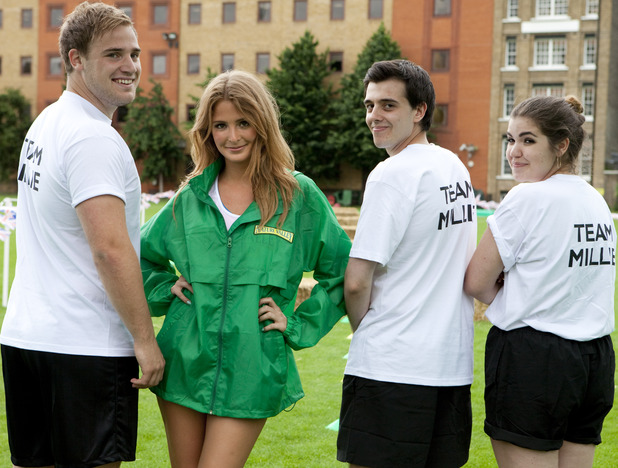 Digital Spy at the Nature Valley Games with Millie Mackintosh