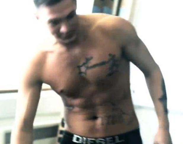 Kirk Norcross in Jodie Marsh's video