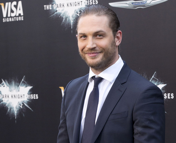 The Dark Knight Rises World Premiere: Tom Hardy