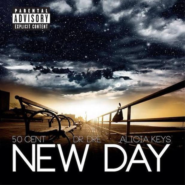 50 Cent, New Day single sleeve