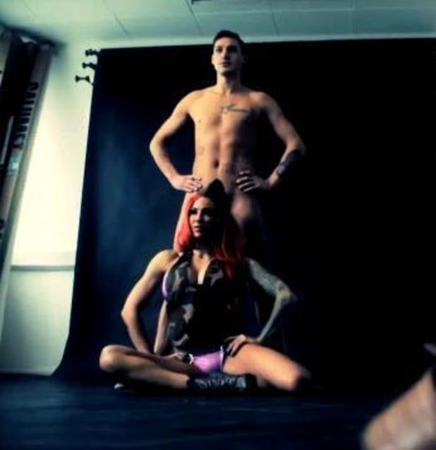 Kirk Norcross in Jodie Marsh's video