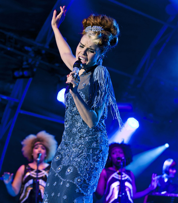 Paloma Faith: Summer Series live at Somerset House