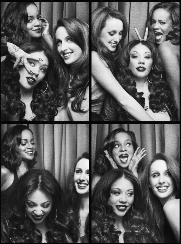 Mutya Buena, Keisha Buchanan and Siobhan Donaghy 