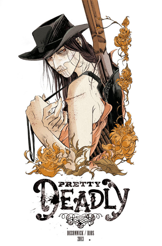 'Pretty Deadly' artwork