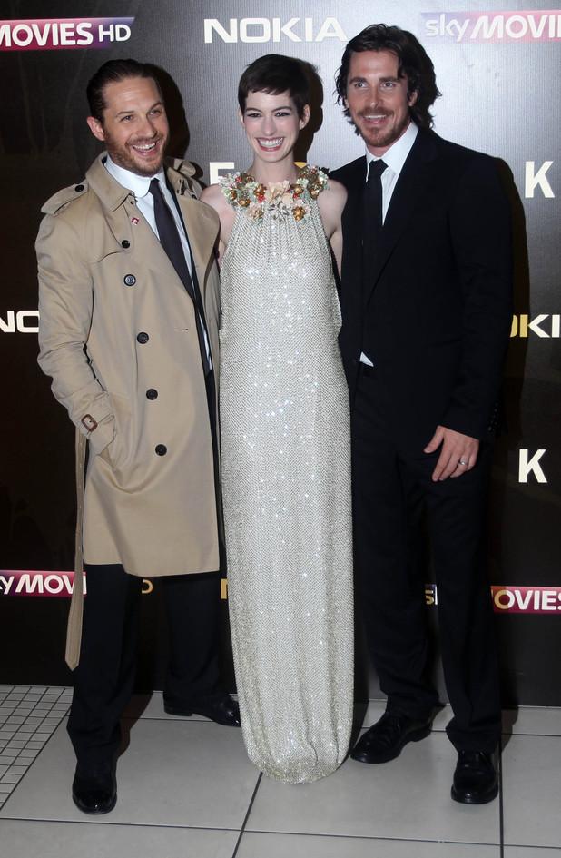 Hardy, Hathaway, Bale
