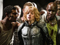 "Olivia Thirlby on ""badass"" Dredd role"