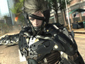 Metal Gear Rising: Revengeance receives new images at this year's Comic-Con.