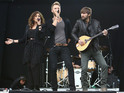 Hillary Scott of Lady Antebellum defends enforcing the Hyde Park curfew.