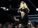 The star is expected to gross over $450 million from her MDNA shows.