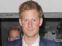Prince Harry seen partying with socialite Cressida Bonas until the early hours.