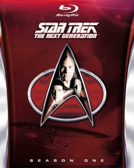 Star Trek: The Next Generation Blu-ray Season 1